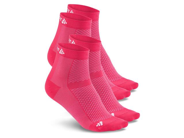 Craft Cool Mid Socks 2-Pack push